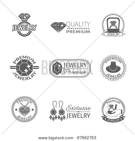 Precious Jewels Label