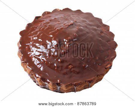 Homemade Glazed Pie