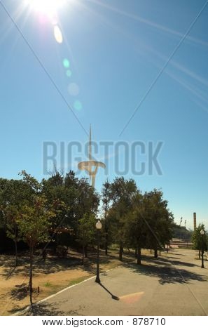 Barcelona Olimpic Park