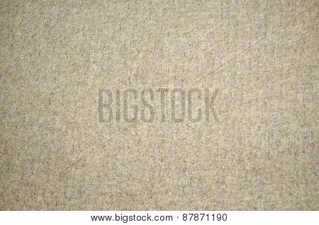 Beige Wool Background