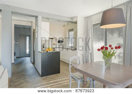 Beauty And Cozy Kitchen