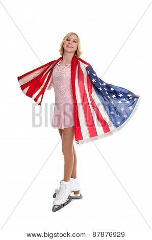 American Figure Skater