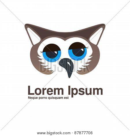 Owl illustration emotion
