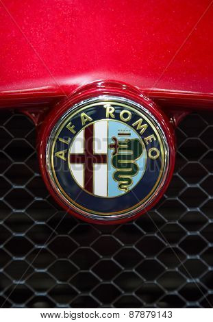 Alfa Romo Car