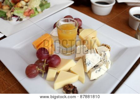 Set Of Cheese
