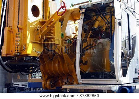 Drilling Machine Detail
