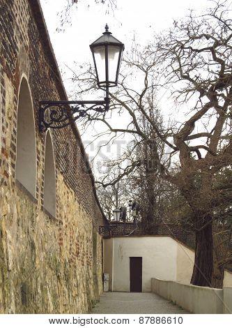 nook in the Prague