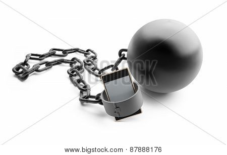 Dangerous Dependence Telephone