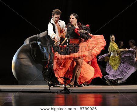 The Best Flamenco Dance Drama : CARMEN