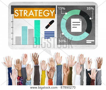 Strategy Marketing Analysis Community Concept