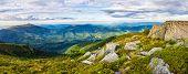 foto of mountain-range  - mountain landscape - JPG