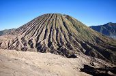 picture of bromo  - Bromo volcano Tengger Semeru National Park East Java Indonesia - JPG
