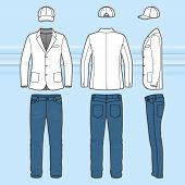 pic of blazer  - Men - JPG