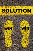 picture of win  - Win Win Solution Message - JPG