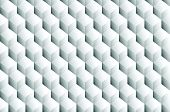 picture of grayscale  - Grayscale 3d Cubes minimal repeatable pattern  - JPG