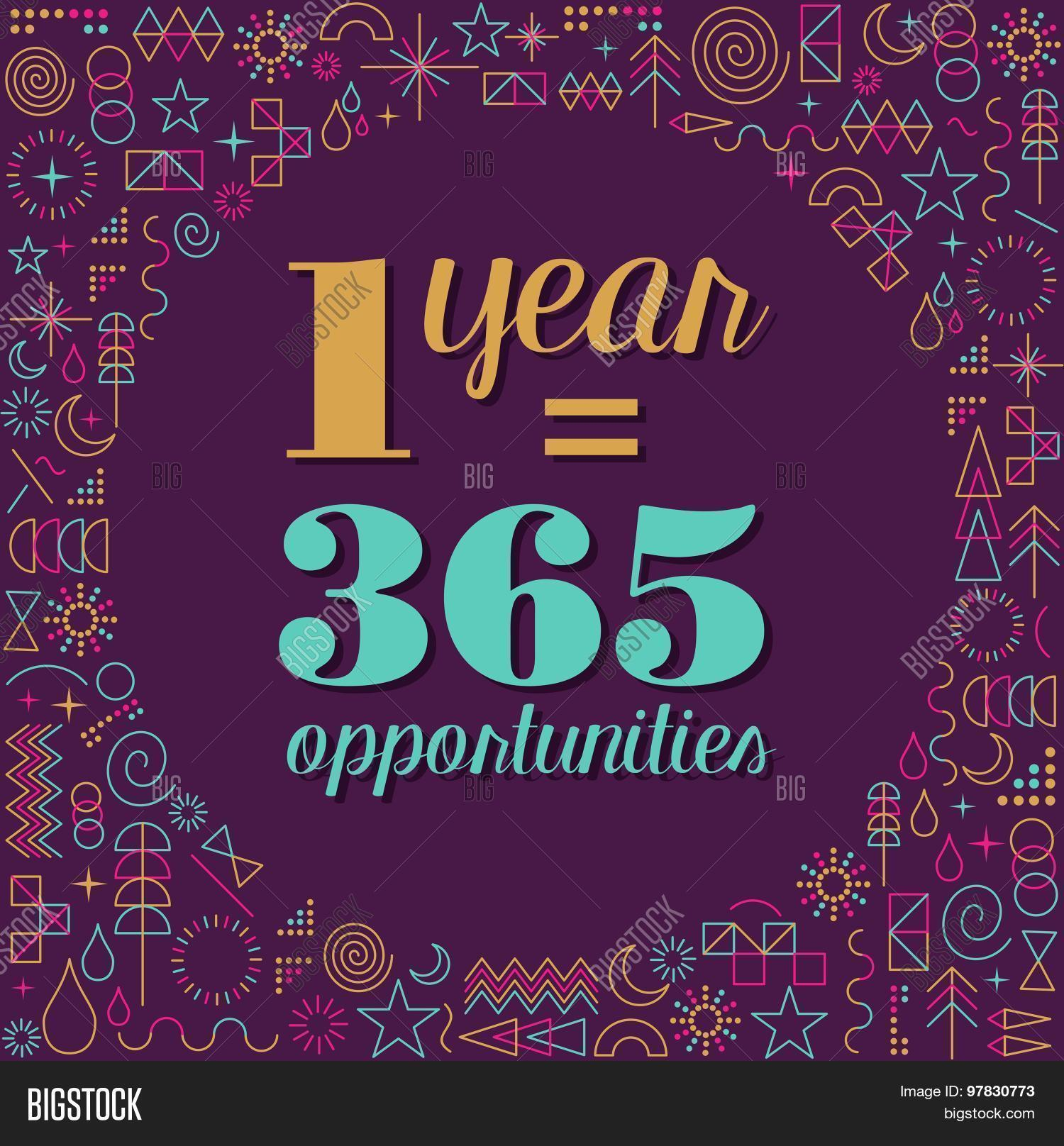 Quote poster design inspiration - New Year Inspiration Quote Poster Design