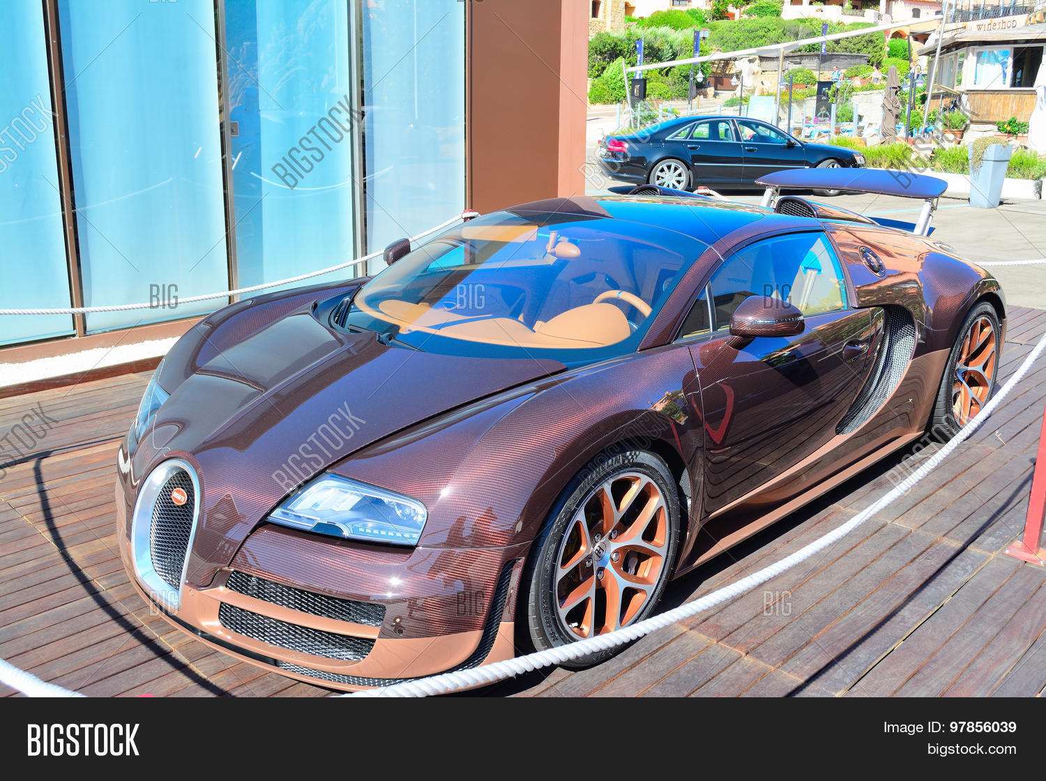 bugatti veyron rembrandt porto image photo bigstock. Black Bedroom Furniture Sets. Home Design Ideas