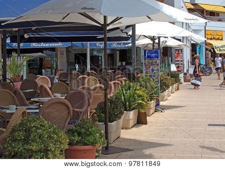Restaurant Nogues Outdoor Restaurant