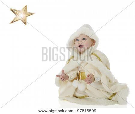 An adorable baby