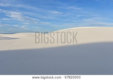 3 Shades Of White Sands