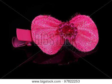 Little Pink Barrette