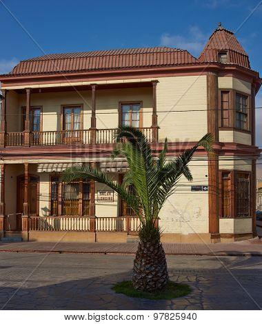 Historic Iquique