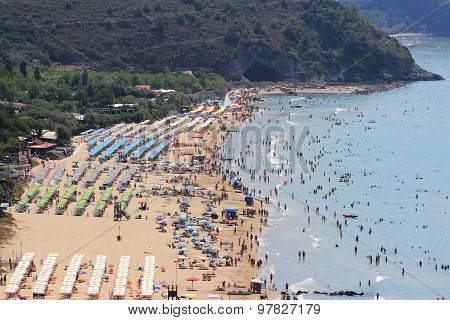 Sperlonga Beach