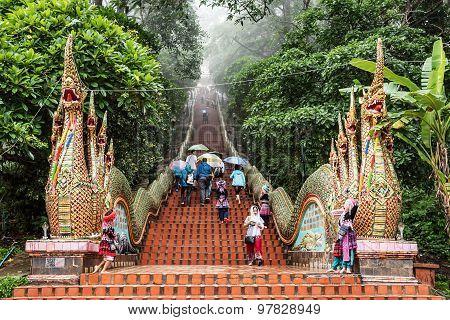 Doi Suthep Temple.