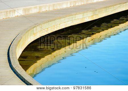 Walkway Above Water