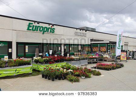 Europris Shop