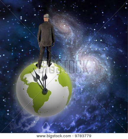Hombre de la tierra
