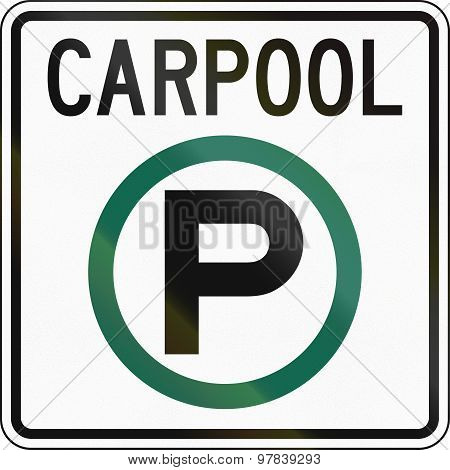 Carpool Parking In Canada