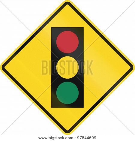 Traffic Lights In Canada