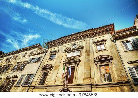 Biblioteca Marucelliana In Florence, Italy
