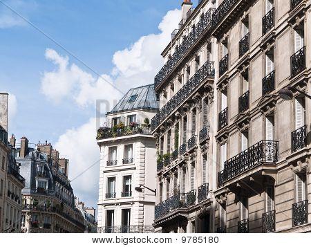 Elegant Residences In Paris France