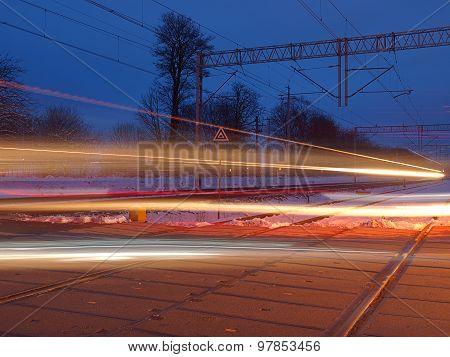 Railway mix.