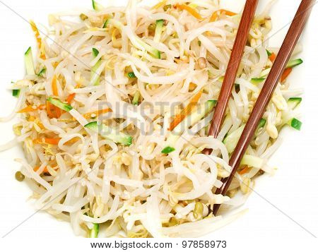 Chinese Soybean Salad