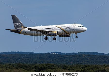 Nesma Airlines Airbus A320