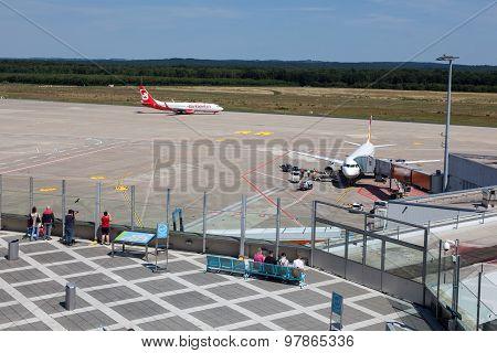 Cologne Bonn Airport Runway