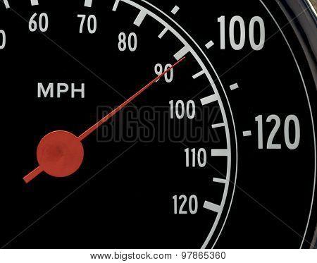 Macro Speedometer