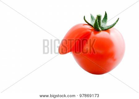 Tomato With Nose Solanum Lycopersicum