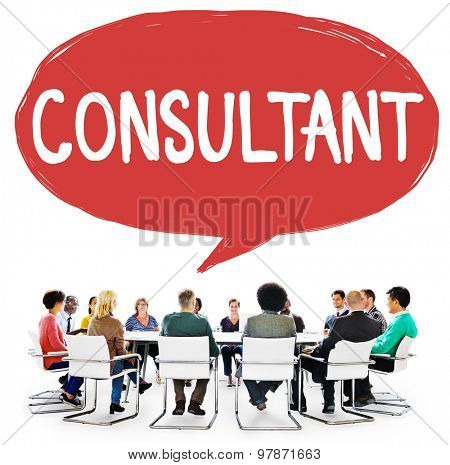 Consultant Advise Adviser Experience Information Concept