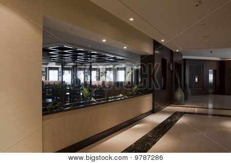 Hall And Restaurant