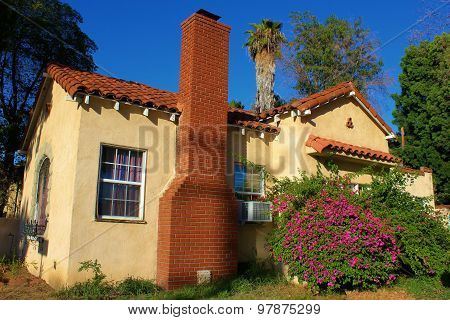 Spanish Style Home