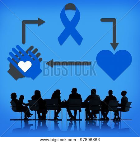 Charity Donate Help Give Sharing Support Concept