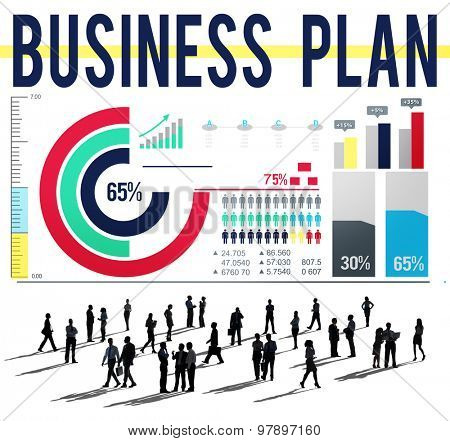 Business Plan Strategy Tactics Vision Concept