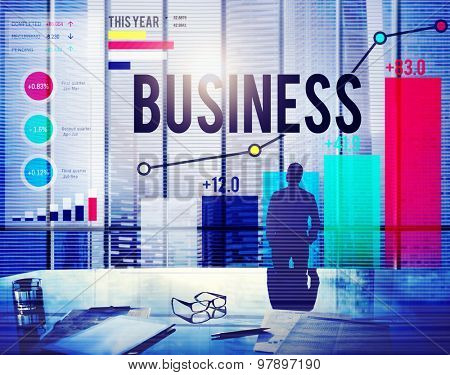 Business Startup Corporate Enterprise Company Concept