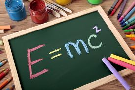 foto of einstein  - Einstein - JPG