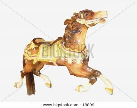 Carousel Horse2