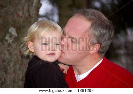 Daddys Kisses